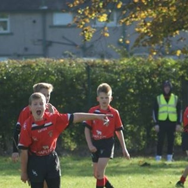 Under 11's v Newsome Panthers - Sat 22 Oct 2016