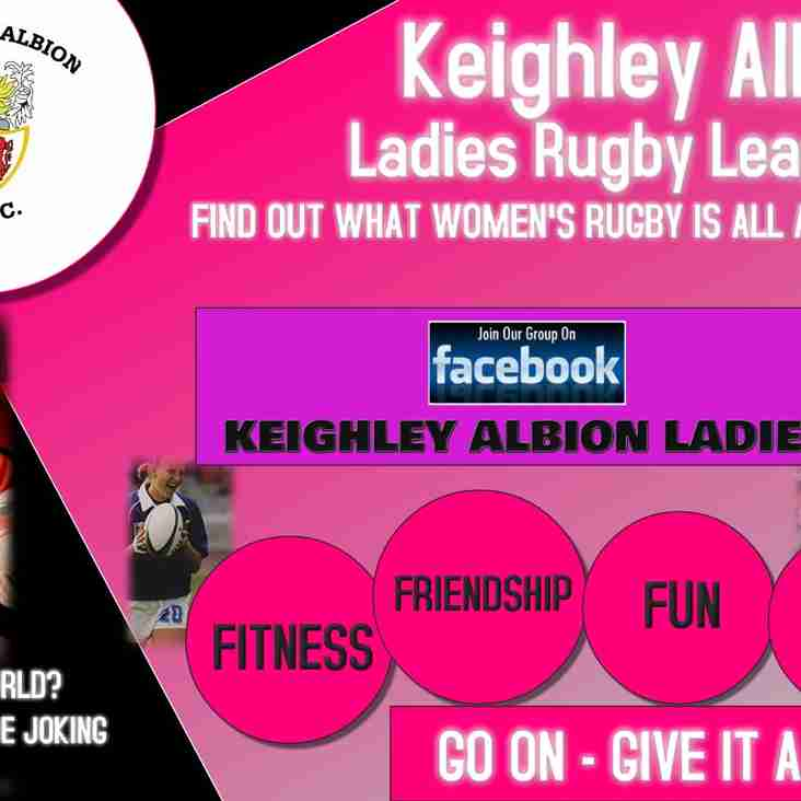 Keighley Albion Ladies Team