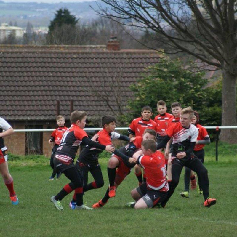 U 12's - Eastmoor Dragons - 18th March 2017