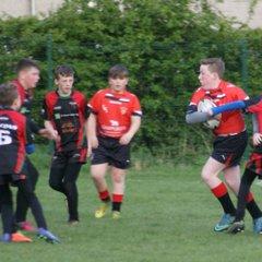 U 12's - Farnley Falcons - 26th April 2017