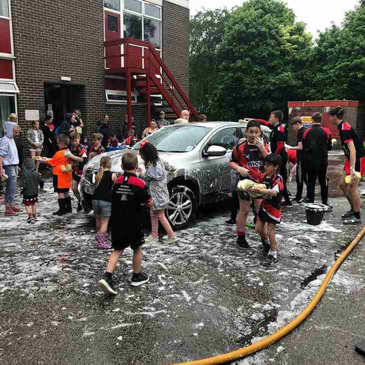Car Wash - 2nd June 2018