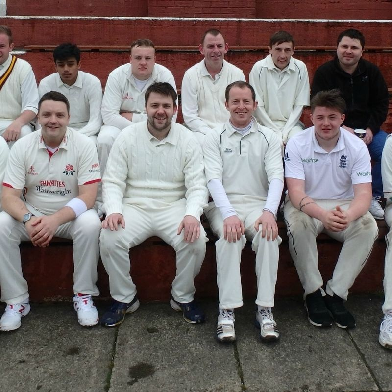 Ashton Ladysmith CC - 2nd XI 131 - 198 Wythenshawe CC - 2nd XI