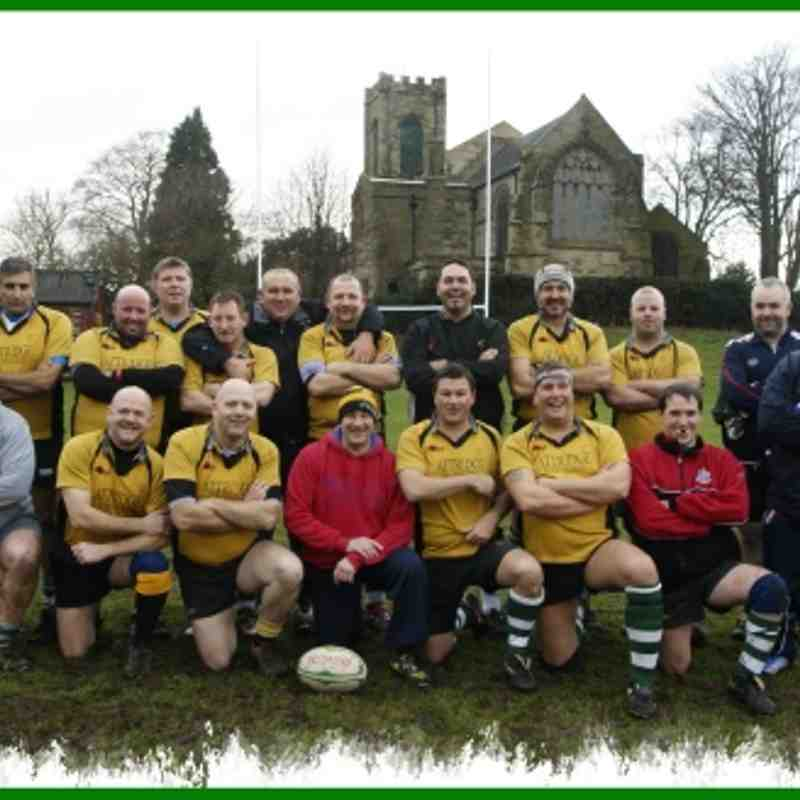 Rugeley Rugby Club 15th December 2012