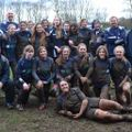 Girls Swap Muddy Boots and Kit for Glitz and Glamour