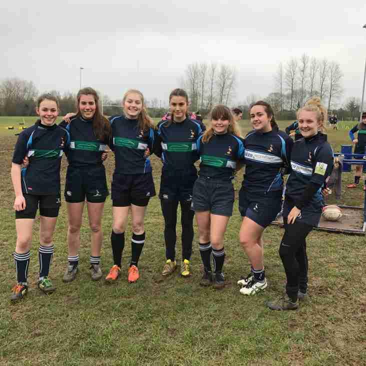 Newark Girls Selected for Midlands