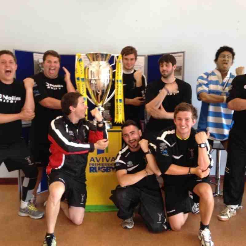 Harlequins Summer Rugby Training Camp 2012
