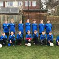 Under 12 lose to Furngate Flyers U11