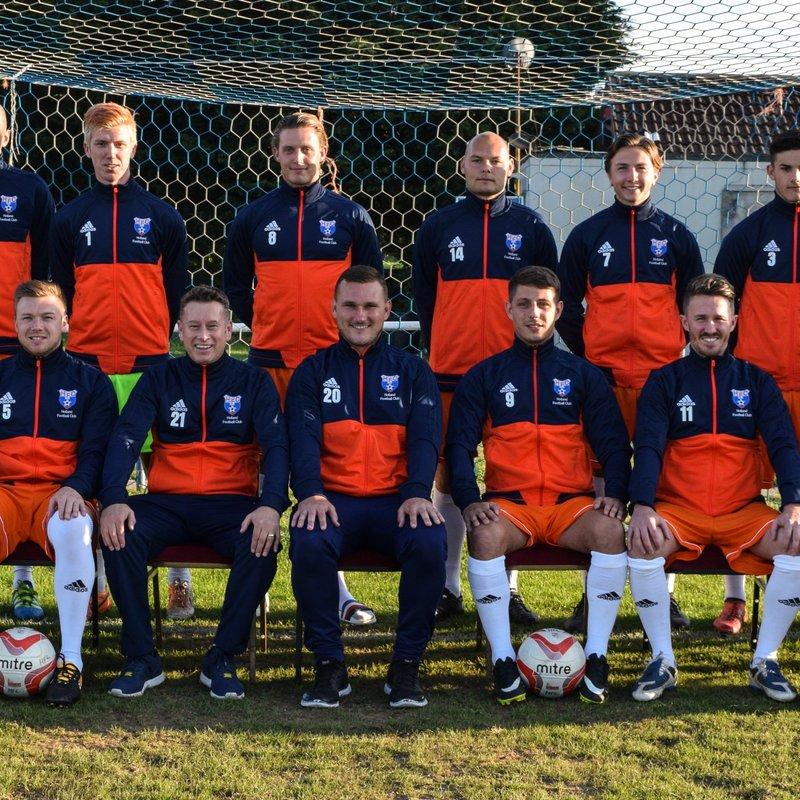 Holland FC 1st Team lose to Wisbech St Mary 2 - 1