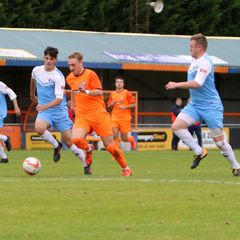 Braintree Town v Holland FC with thanks from Braintree Town FC