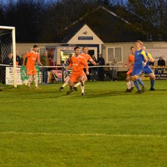 Holland FC v Downham Town with thanks to George Dickson.