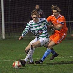 Framlingham Town v Holland FC 17-18