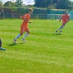 Holland FC v Newbury Forest