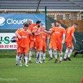Holland FC 4 v May & Baker FC 2