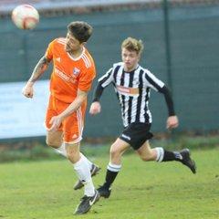 Holland FC v Halstead Town League Game