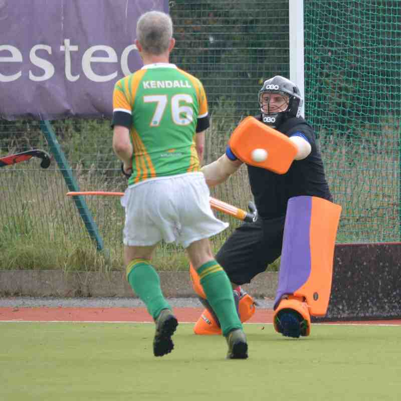 Doncaster 2nd XI (1) vs. Morpeth 1st XI (3) - 17th October 2015