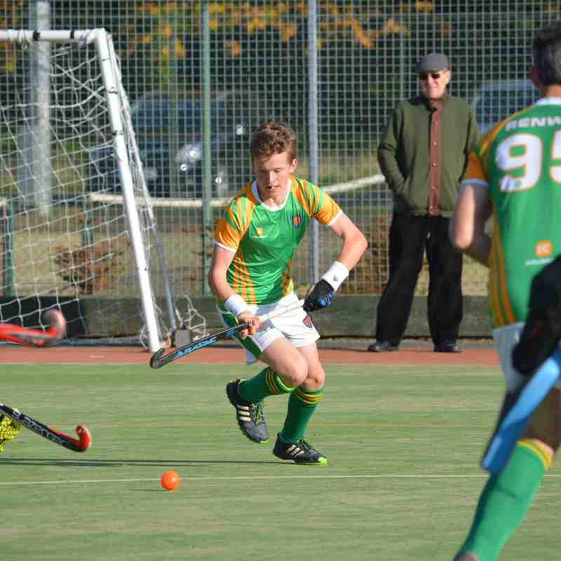 Morpeth 3rd XI (6) vs. Durham City 3rd XI (2) - 24th October 2015