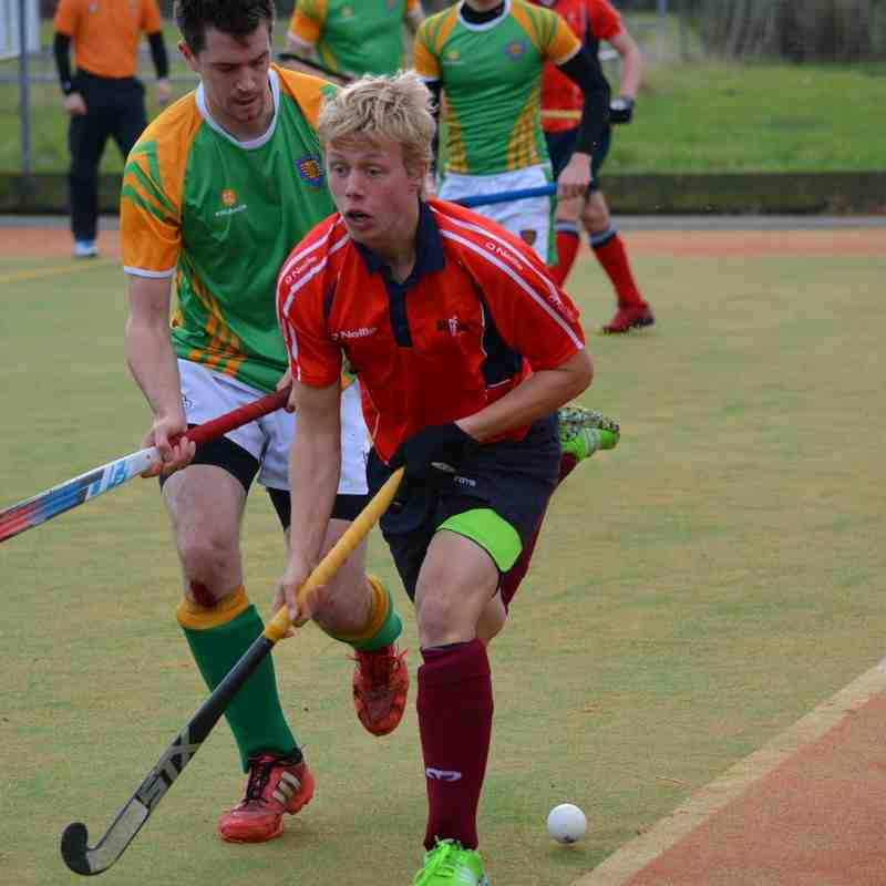 Morpeth 1st XI (2) vs Sheffield Hallam 2nd XI (3) - October 22nd, 2016
