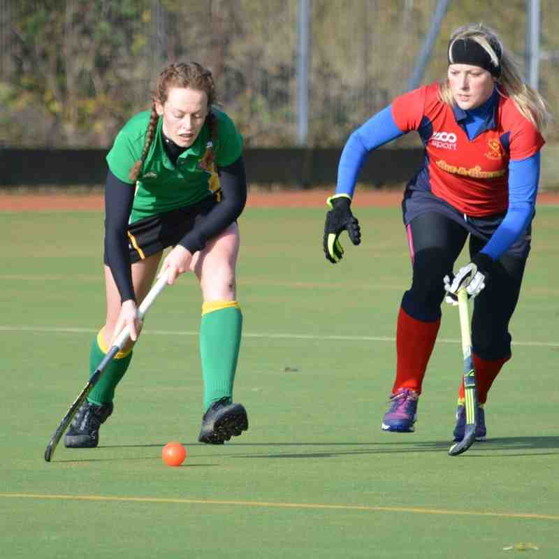 Morpeth Ladies 1st XI (3) vs Alnwick 1st XI (3) - 5th November 2016
