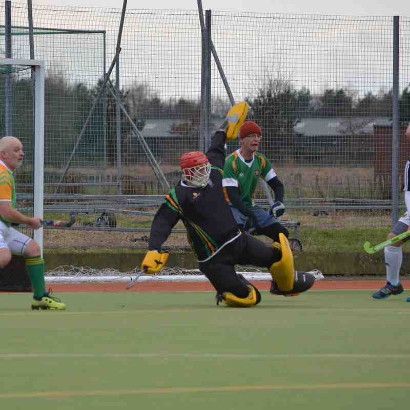 Morpeth Men's 3rd XI (1) vs Marton Furness 3rd XI (2) - 18th February 2017