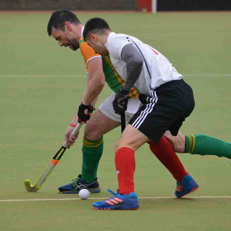 Morpeth Men's 1st XI (1) vs Doncaster 2nd XI (3) - 18th March 2017