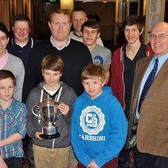 Alnwick & District Sports Council Club of the Year 2012