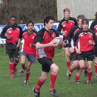 Walsall U 15s win at Handsworth