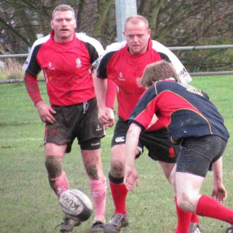 Boxing Day match 2011