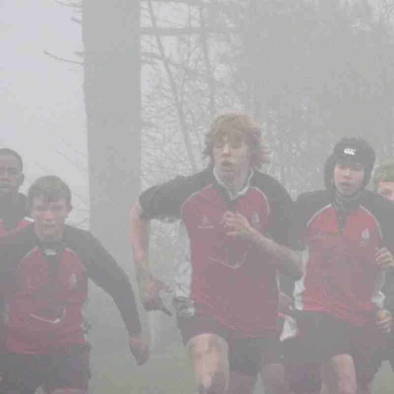 Under 16s v Stourbridge