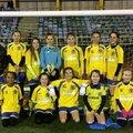 U13 BTU Cardiff beat Llanbradach 1 - 3