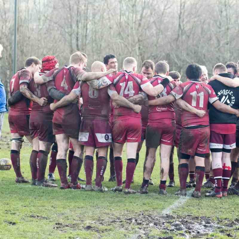 Rossendale 3rd v Crosby St Mary's 1 14032018