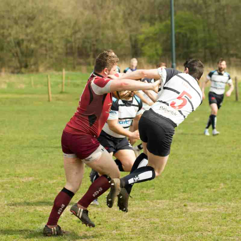 Rossendale 3rd v Preston Grasshoppers 4th 210418
