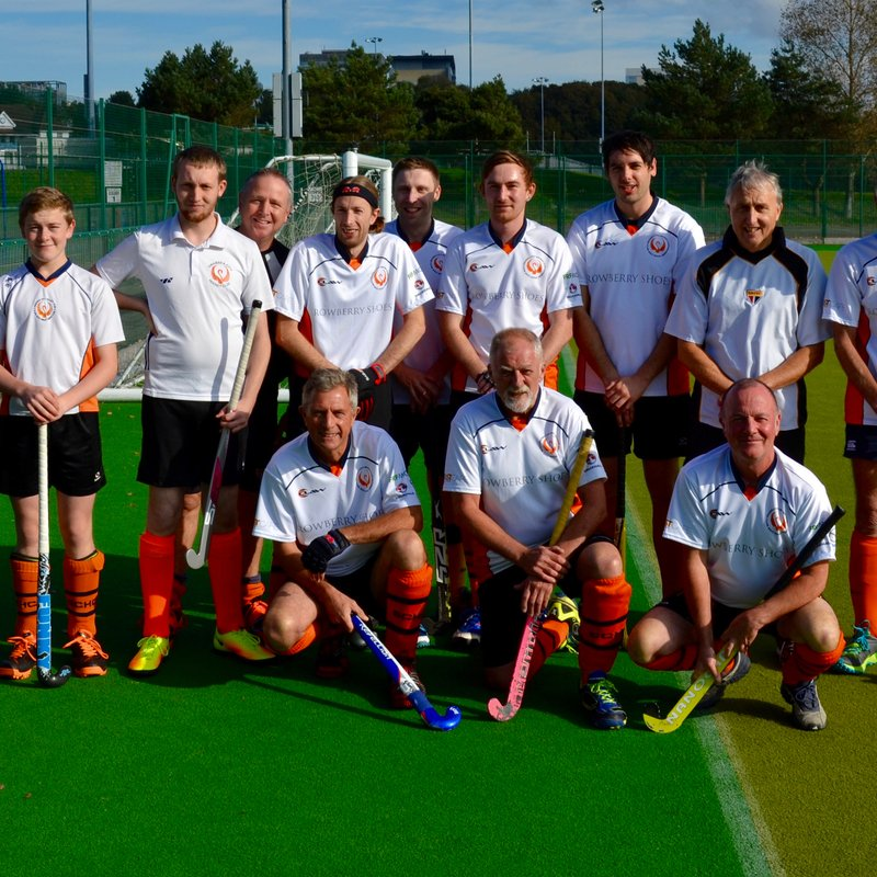 Mens 4ths beat Whitchurch F 0 - 3