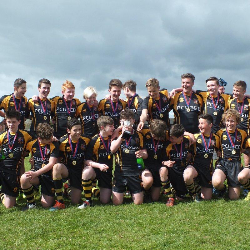 U15 Cumbria Cup Finalists