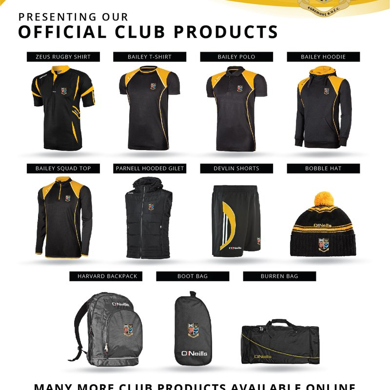 New Club Clothing Supplier