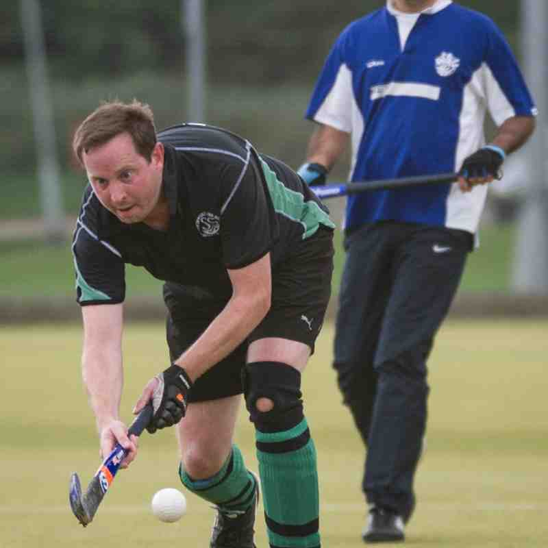 men's 2s Saturday 5th October