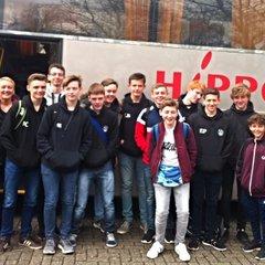 U17 Boys Holland Tour 2016