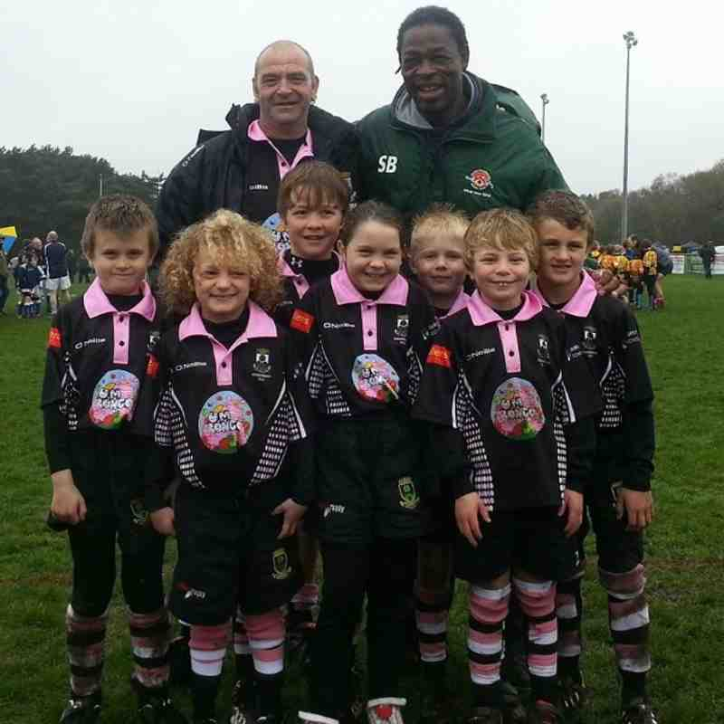 Bournemouth 2014 - U8's on Tour