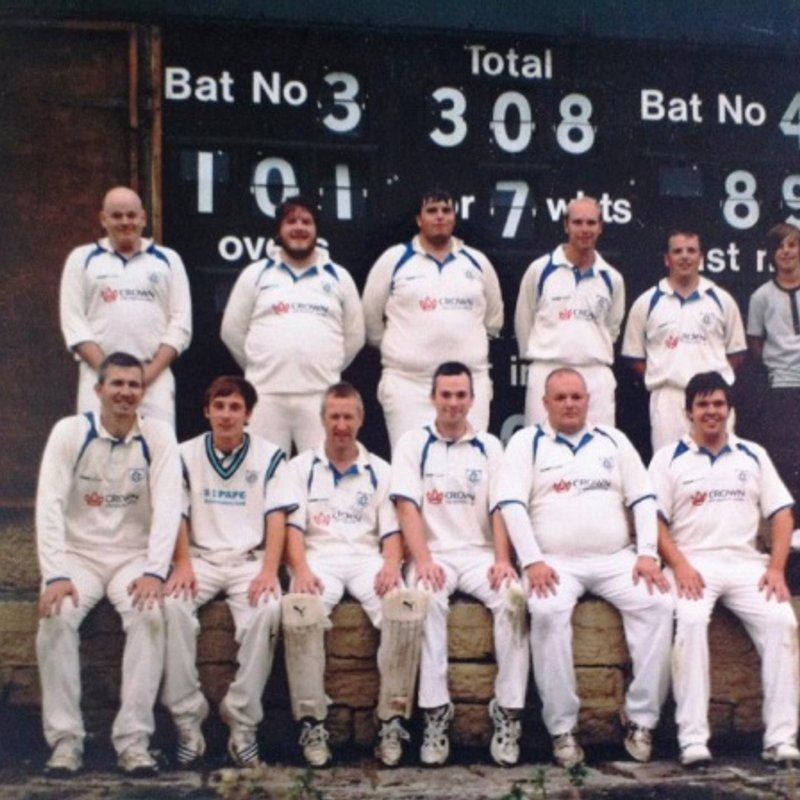 Dinting CC vs. Old Glossop CC