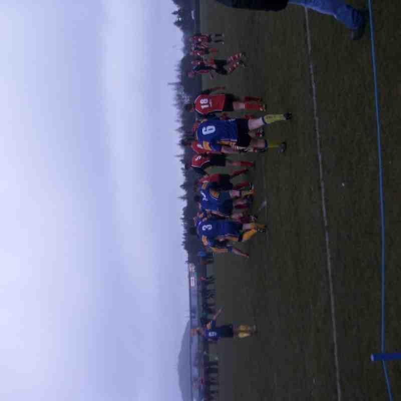 Stobswell RFC v Treherbert RFC March 2013