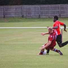 Milton United v Shortwood Reserves