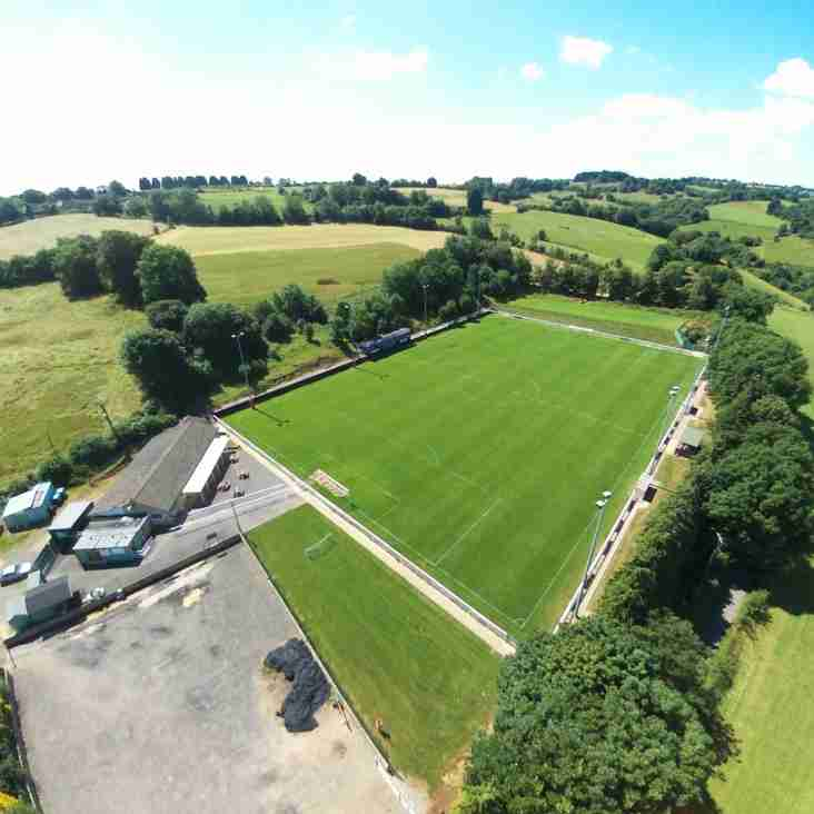 Shortwood an Aerial View