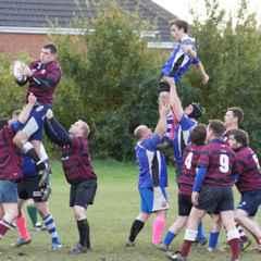 Brackley 19 - 20 Wellingborough OG's