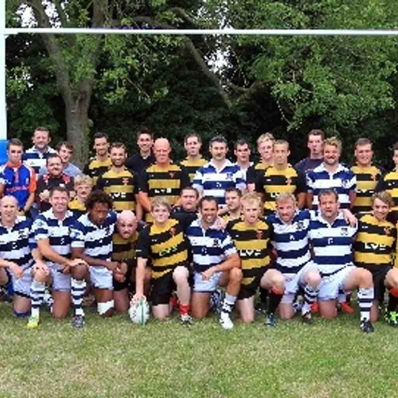 2013/14 - Bristol Former Players