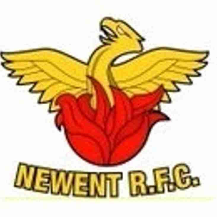 Newent's new club rooms