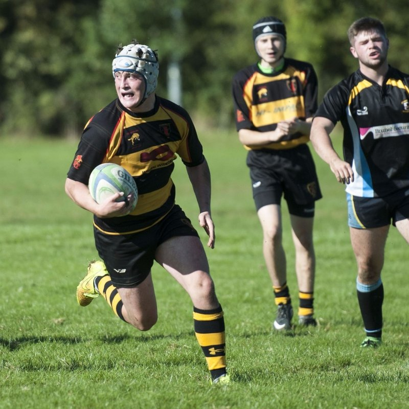 Development XV play Dursley in the Cup