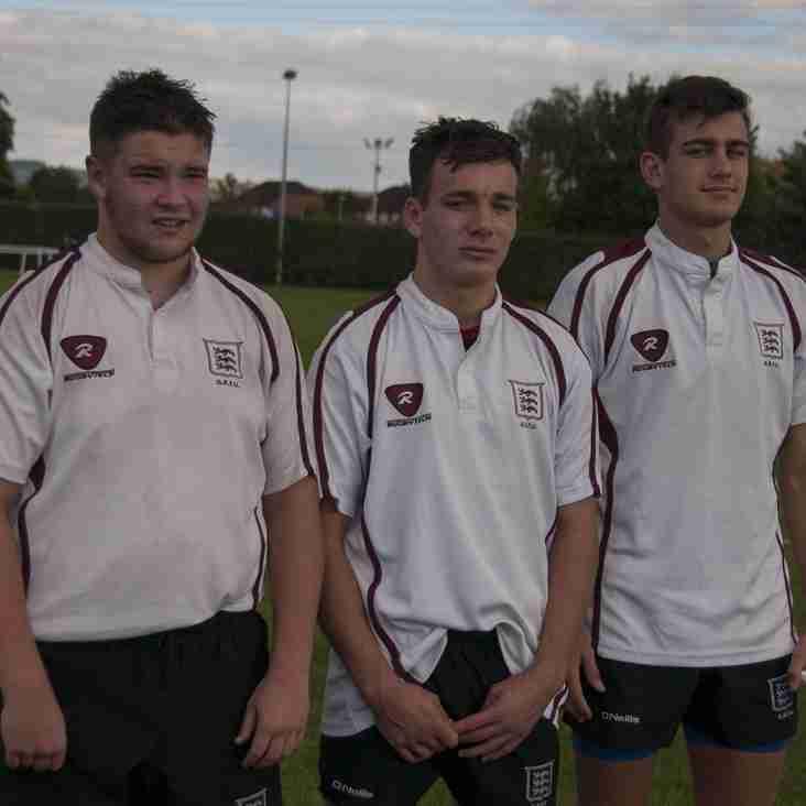 Thornbury Trio on County Duty