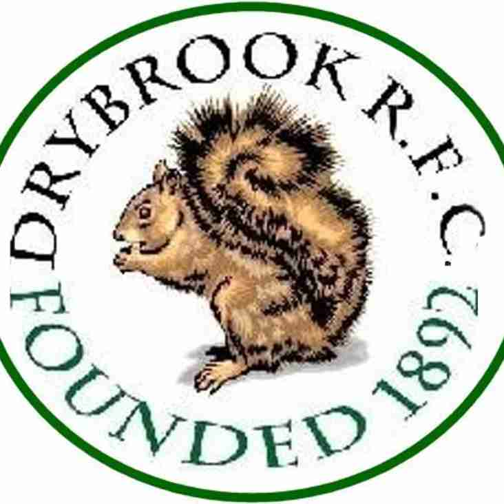 Drybrook now being played March 17th