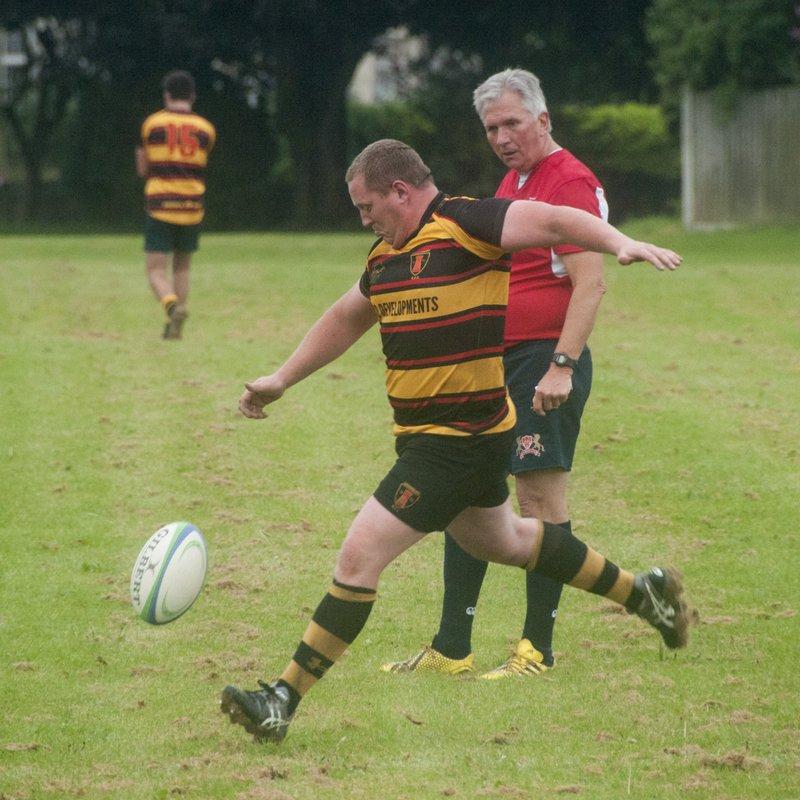 End of season fun at Thornbury