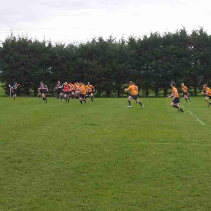 This week the 4th team take on Aylesbury