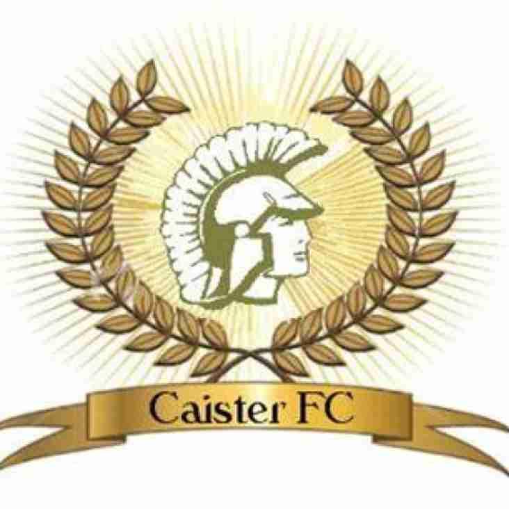 Caister Dev v Great Yarmouth Dev